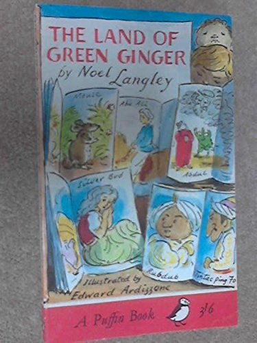 9780140302561: The Land of Green Ginger (Puffin Books)