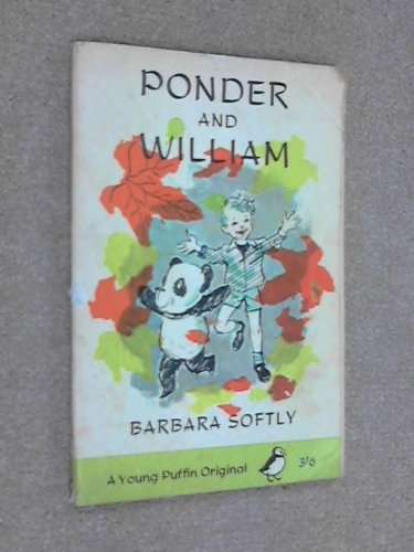 9780140302615: Ponder and William (Young Puffin Books)