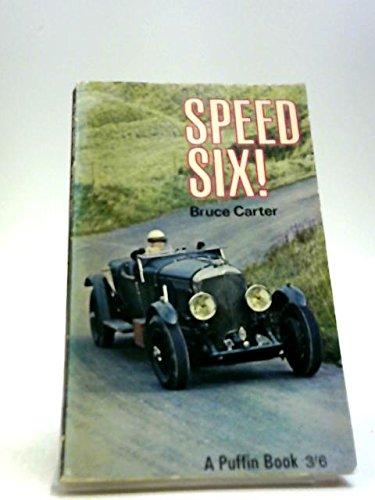 9780140302714: Speed Six (Puffin Books)
