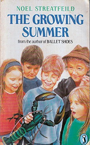 9780140302936: The Growing Summer (Puffin Books)