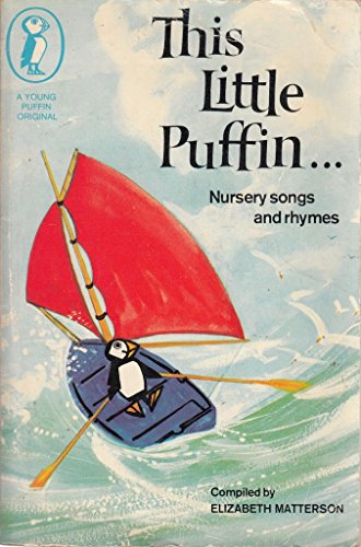 9780140303001: This Little Puffin: Finger Plays and Nursery Games