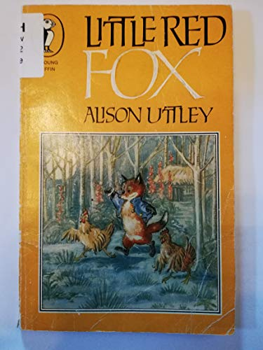 9780140303049: Little Red Fox (Young Puffin Books)