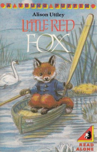 Little Red Fox Book (Young Puffin Books): ALISON UTTLEY, KATHERINE