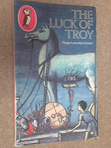 9780140303056: The Luck of Troy (Puffin Books)