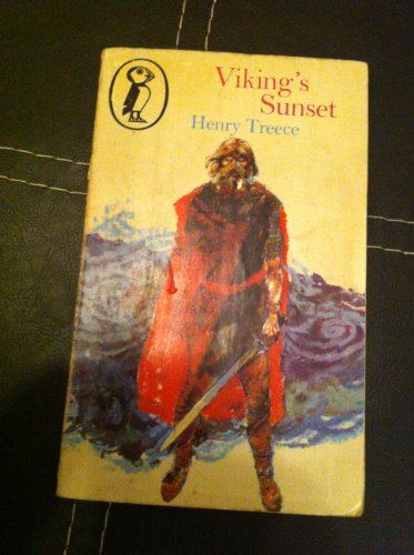 9780140303223: VIKING'S SUNSET (PUFFIN BOOKS)
