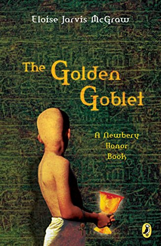 9780140303353: The Golden Goblet (Puffin Books)