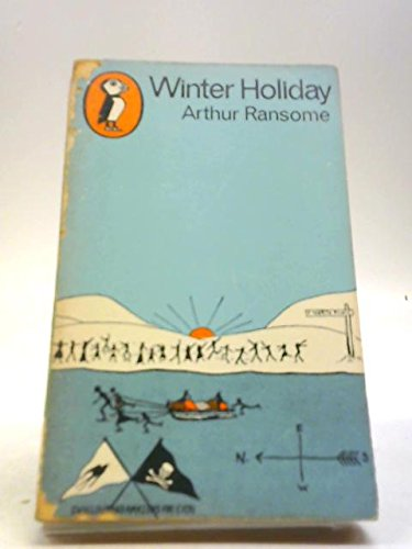 Winter Holiday (0140303413) by Arthur Ransome