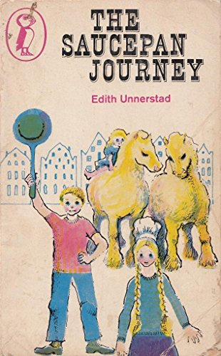 9780140303476: The Saucepan Journey (Puffin Story Books)