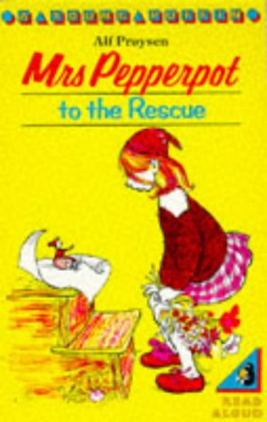9780140303643: Mrs. Pepperpot to the Rescue: And Other Stories (Young Puffin Books)