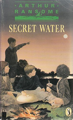 9780140304138: Secret Water (Puffin Books)