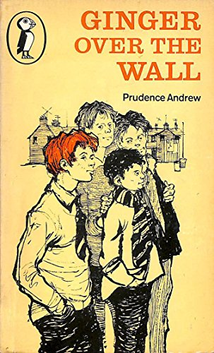 9780140304251: Ginger Over the Wall (Puffin Books)