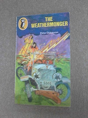 THE WEATHERMONGER (PUFFIN BOOKS): PETER DICKINSON