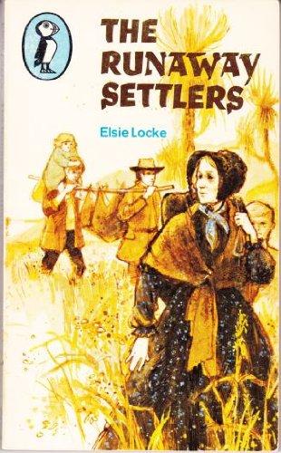 9780140304749: Runaway Settlers (Puffin Books)