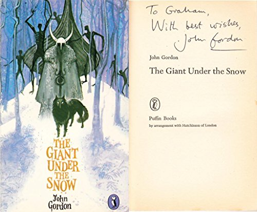 9780140305074: THE GIANT UNDER THE SNOW (PUFFIN BOOKS)