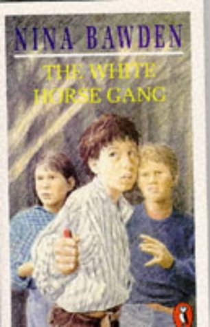 9780140305081: The White Horse Gang (Puffin Books)