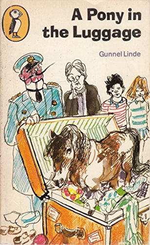 9780140305654: A Pony in the Luggage (Puffin Books)