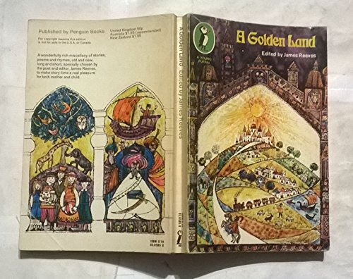 A Golden Land (Young Puffin Books): ED JAMES REEVES