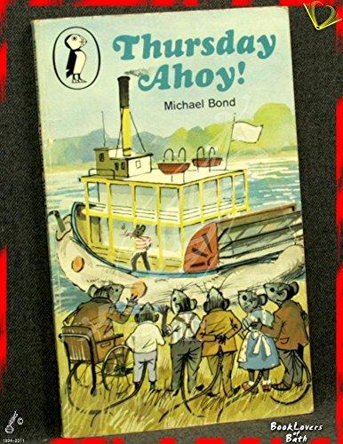 9780140305906: Thursday Ahoy! (Puffin Books)
