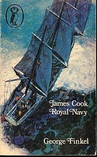 9780140305968: James Cook, Royal Navy (Puffin books)