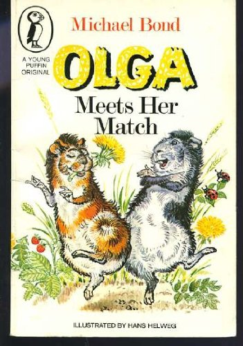 9780140306002: Olga Meets Her Match