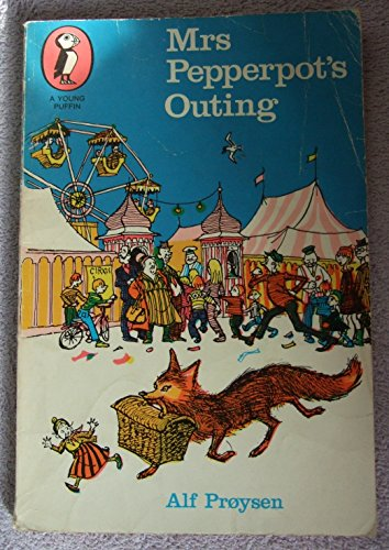 9780140306040: Mrs Pepperpot's Outing