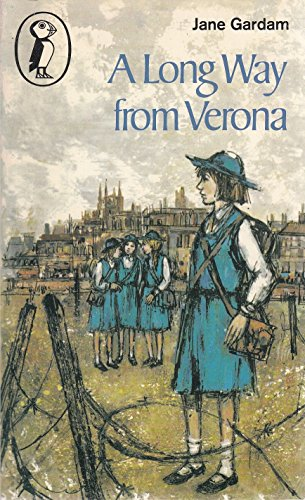 9780140306118: A Long Way from Verona (Puffin Books)