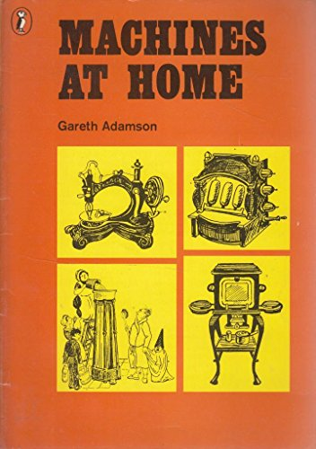 9780140306361: Machines at Home (Puffin Books)