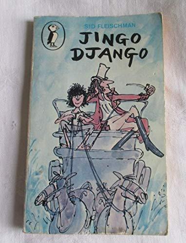 9780140306491: Jingo Django (Puffin Books)