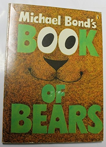 9780140306620: A Book of Bears (Puffin Books)