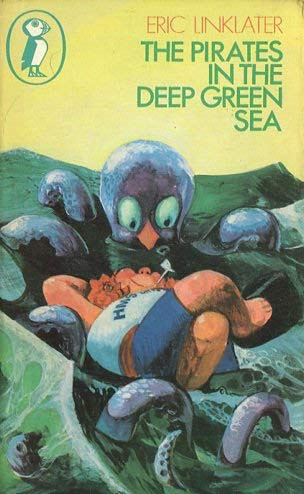 9780140306675: The Pirates in the Deep Green Sea (Puffin Books)