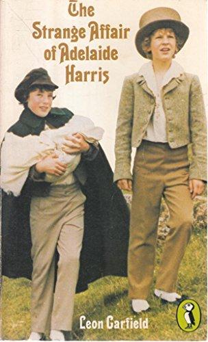9780140306712: Strange Affair of Adelaide Harris, The