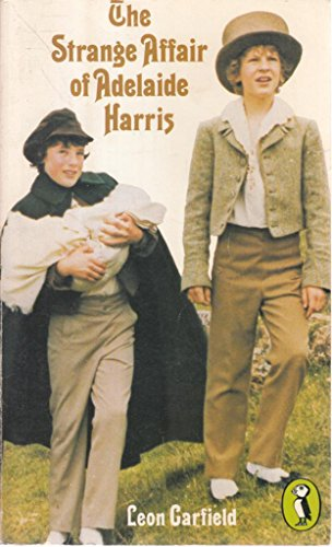 9780140306712: The Strange Affair of Adelaide Harris (Puffin Books)