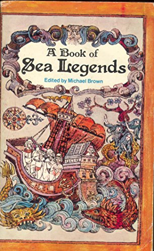 9780140306842: A Book of Sea Legends (Puffin Books)