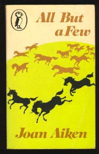 9780140306859: All But a Few (Puffin Books)