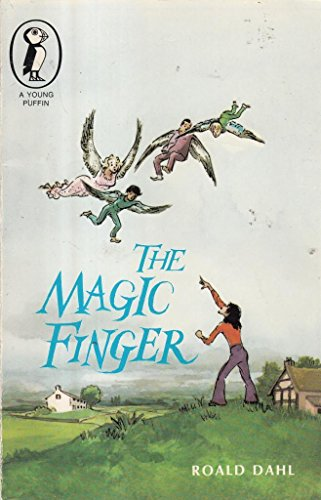 9780140307047: The Magic Finger (Young Puffin Books)