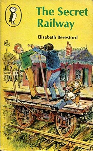 9780140307061: Secret Railway (Puffin Books)