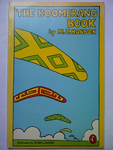 9780140307085: The Boomerang Book (Puffin Books)