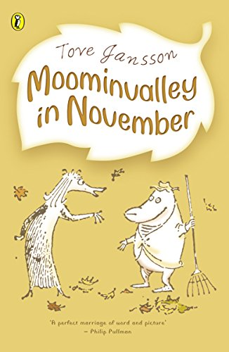 9780140307153: Moominvalley in November (Puffin Books)