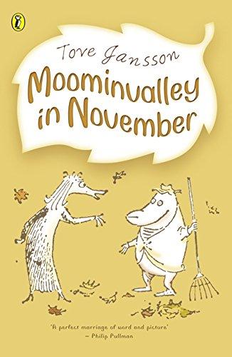 9780140307153: Moominvalley In November (Moomins Fiction)