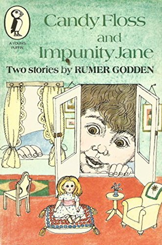 9780140307177: Candy Floss and Impunity Jane (Young Puffin Books)