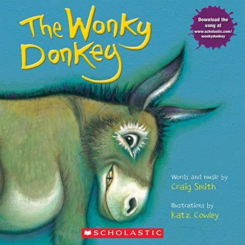 9780140307351: Wonkey Donkey (Young Puffin Books)