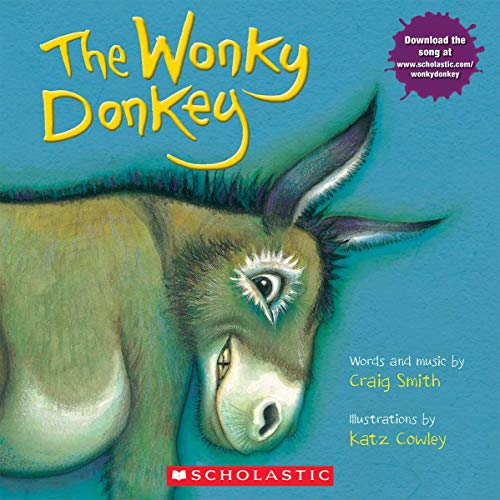 Wonky Donkey (Young Puffin Books) (0140307354) by Hough, Charlotte