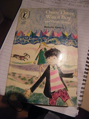 9780140307382: Once There Was a Boy and Other Stories (Young Puffin Books)