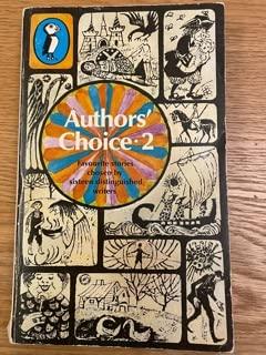 Authors' Choice: No. 2 (Puffin Books): Joan Aiken &