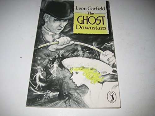 9780140307887: The Ghost Downstairs (Puffin Books)
