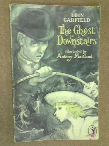 The Ghost Downstairs (Puffin Books): LEON GARFIELD