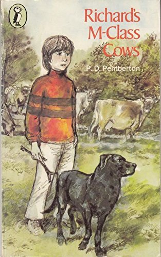 9780140307900: Richard's M-class Cows (Puffin Books)