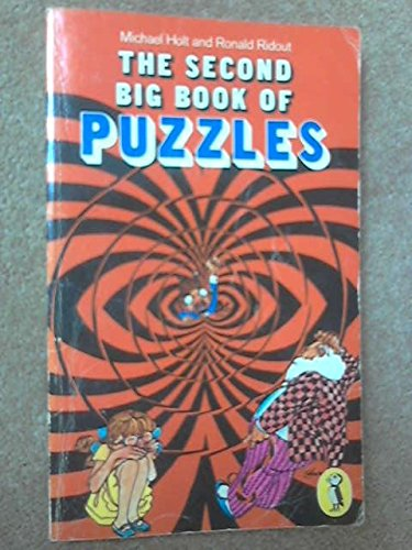 The Second Big Book of Puzzles (Puffin: Ridout, Ronald, Holt,