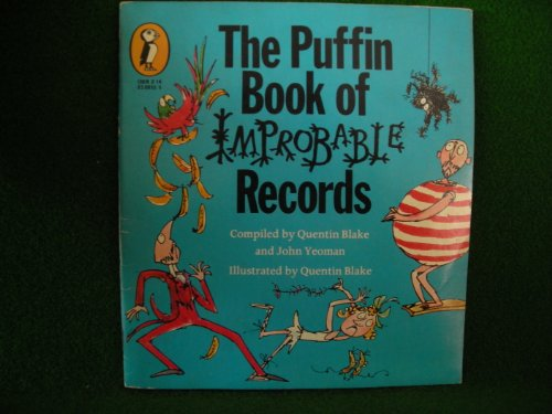 9780140308556: The Puffin Book of Improbable Records (Young Puffin Books)