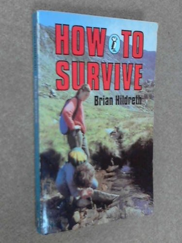 9780140308563: How to Survive (Puffin Books)